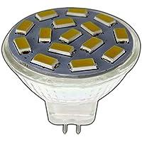 10x G4 24 SMD 5050 LED Lampe Birne Spot Licht Leuchte warmweiss DC 12V 2.6W 360°