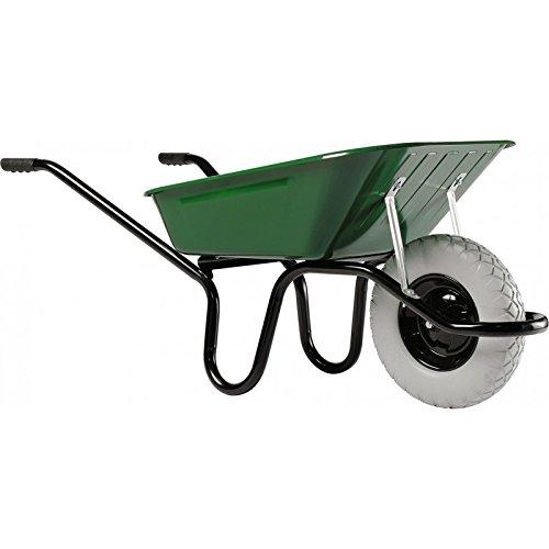 Brouette roue increvable: Caisse 90L