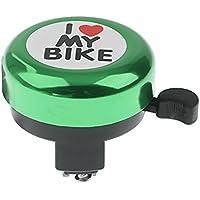 CHENFUI Anillo de Bicicleta Creativo Anillo de Bicicleta de Bell Anillo de Bicicleta de montaña Sonido