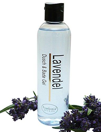 Lavendel Duschgel & Badeschaum, Duschbad 250 ml