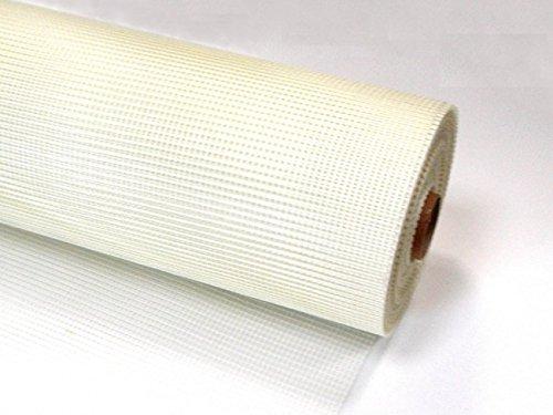50 Metre X 100cm roll Very strong Large Fibreglass Mosaic Mounting Mesh