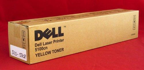 dell-5100cn-yellow-toner-8000-yield-orginal-oem-310-5808-geniune-orginal-oem-toner-by-dell