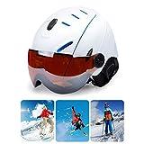 WINBST Casco da Sci Race Accessori da Sci Casco da Sci Snowboard Helmet Accessori da Snowboard