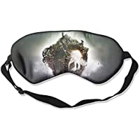 Sleep Eye Mask Art Clocks Lightweight Soft Blindfold Adjustable Head Strap Eyeshade Travel Eyepatch preisvergleich bei billige-tabletten.eu