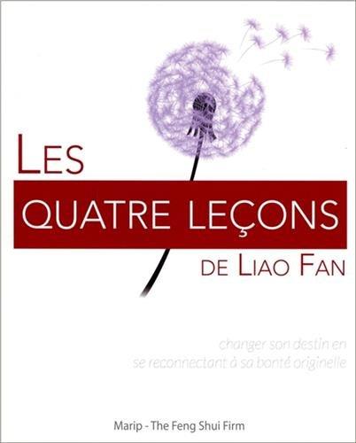 Les quatre leçons de Liao Fan