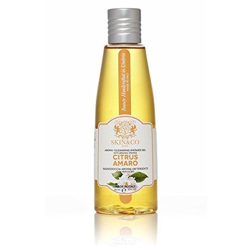 SKIN&CO ROMA Gel pour le Corps Citrus Amaro, 230 ml