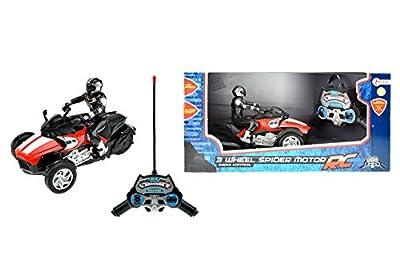 toi-toys–Motorräder, 25001A, Mehrfarbig von Toi-Toys