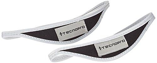 Tecnopro Biathlon Langlauf-ersatzteil Stöcke, Schwarz, One Size