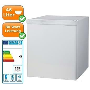 Peut énergivore : classe énergétique A Réfrigérateur avec congélateur inclus - Coloris : blanc