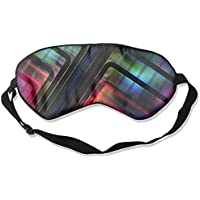Eye Mask Eyeshade Fantasy Color Pattern Sleep Mask Blindfold Eyepatch Adjustable Head Strap preisvergleich bei billige-tabletten.eu