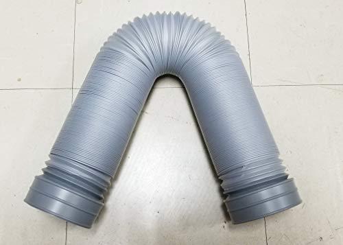 Autobahn88 Rennausrüstung: Gummi Flex Luftführung Flexibles Rohr, Innenmaß 76mm (3