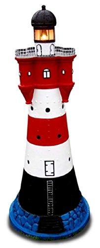 phare moyenne verkleinert 110 cm pour l'extérieur en fibre de verre haute qualité plastique (GFK)