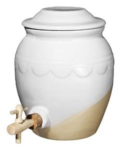 Emile Henry 56684 Vinaigrier En Céramique Émaillée Diamètre 20 Cm Contenance 3,8 L