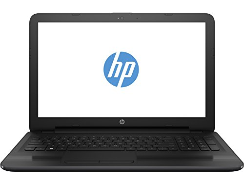 HP 250 G5 Notebook, Intel Core i3-5005U, 4 GB DDR3L, SATA da 500 GB, Nero