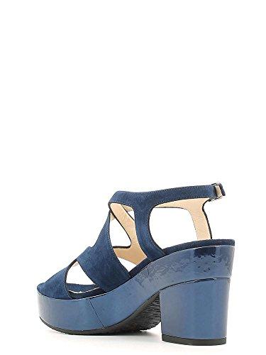 GRACE SHOES CR22 Sandalo tacco Donna Denim/aviazione