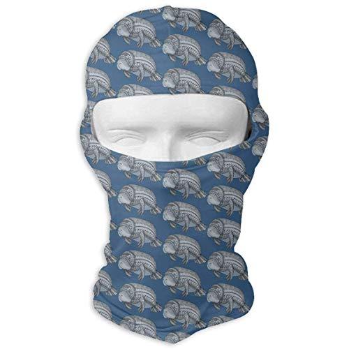 Jxrodekz Balaclava Masque Gesichtsbehandlung Drapeau américain Rose Hood Moto Masque Gesichtsbehandlung Coupe-vent Schutz UV -