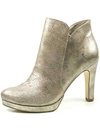 Complementos Zapatos Botas Uno Y Para es Amazon Mujer pH7wSq