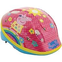 Peppa Pig Safety Helmet Casco de Seguridad, niña, Multicolor, 48-54 cm