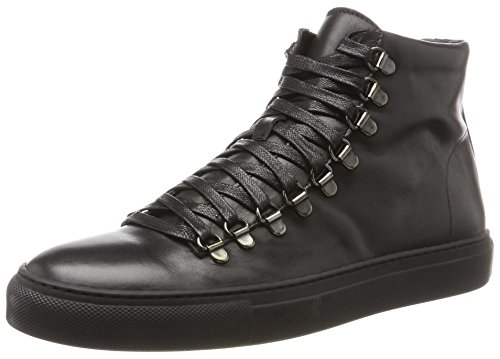 Kenneth Cole Herren Design 10775 Hohe Sneaker, Schwarz (Black), 42 EU Kenneth Cole Herren Schwarz Schuhe
