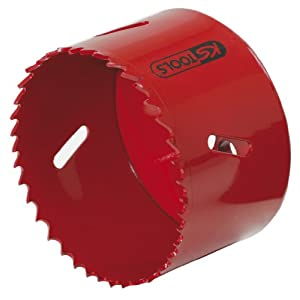 KS Tools 129.5014 – HSS bi-metálico sierra de perforación, 14 mm