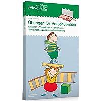 miniLK-Sets-Kasten-bungshefte-miniLK-Set-KindergartenVorschule-bungen-fr-Vorschulkinder miniLÜK-Sets: miniLÜK-Set: Kindergarten/Vorschule: Übungen für Vorschulkinder -