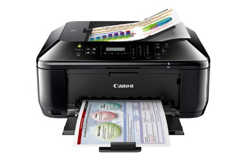 Canon Pixma MX435 All-in-One Multifunktionsgerät (Scanner, Kopierer, Drucker und Fax)