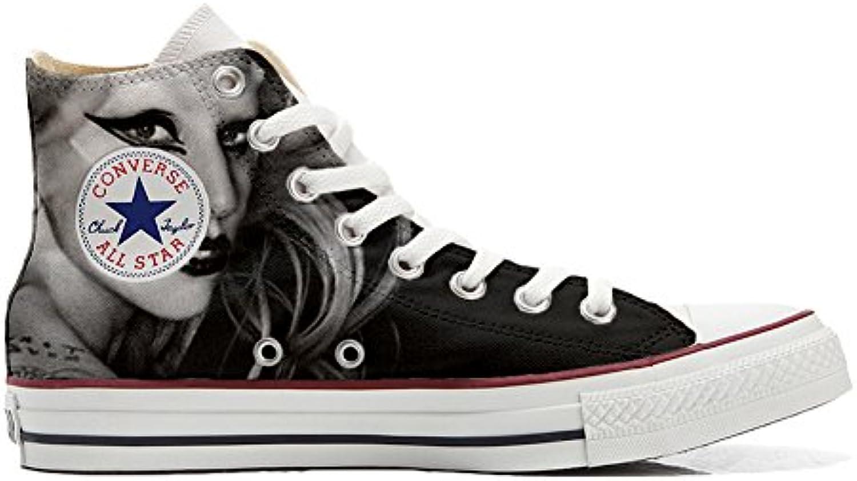 Scarpe Converse all Star Personalizzate (Scarpe Artigianali) High Fashion | Spaccio  | Uomini/Donna Scarpa