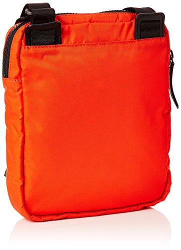 Mandarina Duck Studio 151elm11, Borsa a tracolla Orange (Orange Com 11Y)