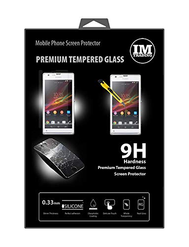 ENERGMiX Displayschutzglas kompatibel mit Sony Xperia SP (C5303) Panzer Hartglas Schutz Glas extrem Kratzfest Sicherheitsglas