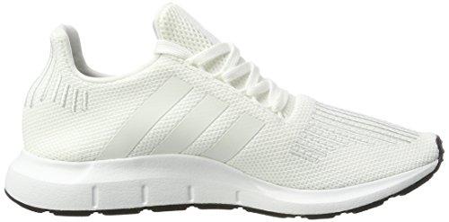 adidas Swift Run, Scarpe da Corsa Uomo Multicolore (Ftwr White/Crystal White S16/Core Black)