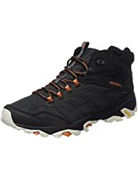 Merrell Men's Moab FST Mid Gore-TEX High Rise Hiking Boots