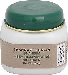 Shahnaz Husain Neem Rejuvenating Skin Balm Plus, 100g