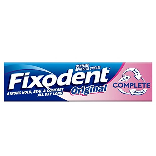 Fixodent Original Denture Adhesive Cream 40G