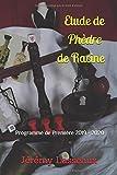 Etude de Phèdre de Racine: programme de Première 2019-2020
