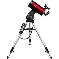 Orion 13163 StarSeeker IV 127mm GoTo Mak-Cass Telescope (Burgundy)