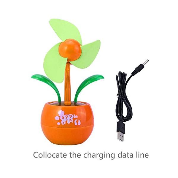 Sasairy-Ventilador-USB-Recargable-Mini-Ventilador-de-Mesa-Porttil-para-Oficina-Casa-PC-Laptop-Notebook-Naranja