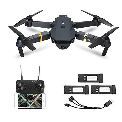 Zantec GD88 WiFi FPV RC Drone con Videocamera HD Grandangolare Altitude Hold Braccio Pieghevole RTF VS VISUO XS809HW JJRC H37 2MP