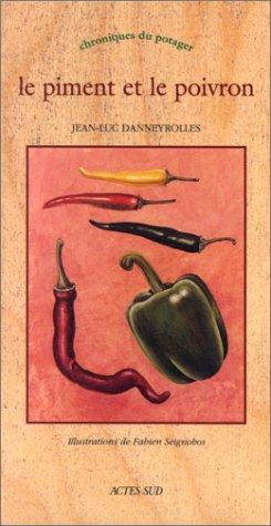 Le piment et le poivron