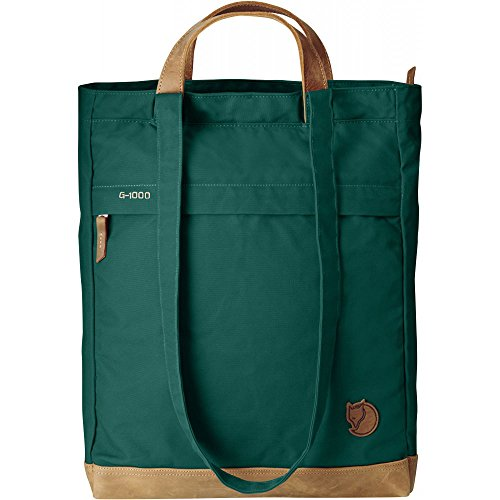 Fjällräven Tasche Totepack No.2, 24229-647, grün (Copper Green), 12 x 33 x 42 cm, 16 liters, One Size