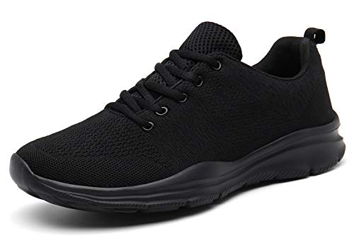 DAFENP Zapatillas Running Hombre Mujer Zapatos Deporte para Correr Trail Fitness Sneakers Ligero Transpirable...