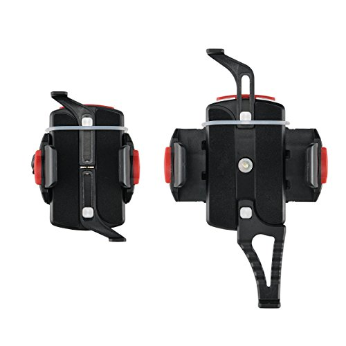 Minoura iH-520-STD Phone Grip For Handlebars, Standard, Mount Size, Black Standard Phone Mount