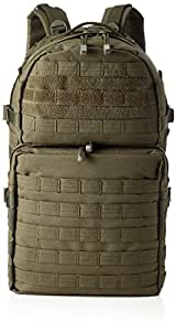 Kombat Unisex Outdoor Molle Backpack available in Green - 28 Litres