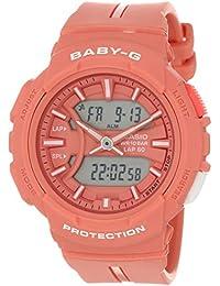 Casio Baby-g Analog-Digital Red Dial Women's Watch - BGA-240BC-4ADR (BX119)