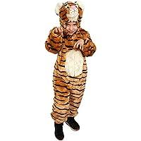 Dress Up America - 864 - Déguisement de Fantaisie de Tigre Rayé - Unisexe Enfant -
