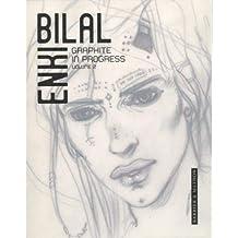 Graphite in progress Enki Bilal T02