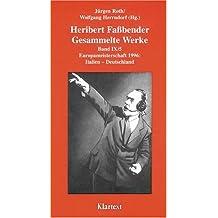 Gesammelte Werke, Bd.9/5, Europameisterschaft 1996, Italien-Deutschland
