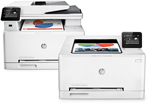 HP Color LaserJet Pro M277dw Farblaser-Multifunktionsdrucker - 5