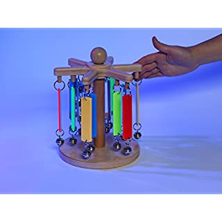 Alphabet Educational Supplies Fluorescent Mirror Chimeabout Sensory Toy- E0129