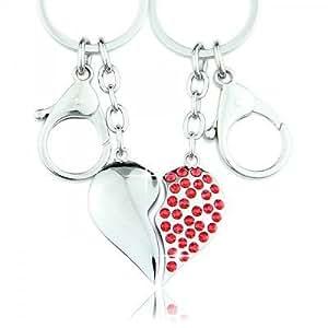 Porte-clés - Véritable amour - pour deux amoureux