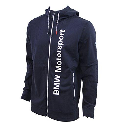 Preiswert Puma Bmw Motorsport Jacket Herren Kapuzenpullover Vislon